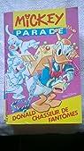 MICKEY PARADE n� 134 du Premier F�vrier 1991 : Donald chasseur de fant�mes. par Collectif