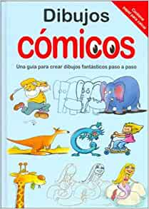 Dibujos Comicos (Spanish Edition): 9781405433082: Amazon.com: Books