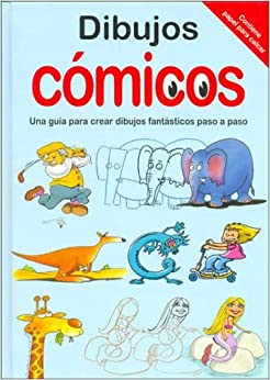 Dibujos Comicos (Spanish Edition): 9781405433082: Amazon.com: Books