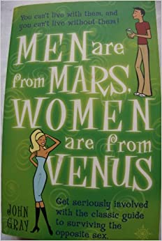 men are from mars women are from venus 9780007736676