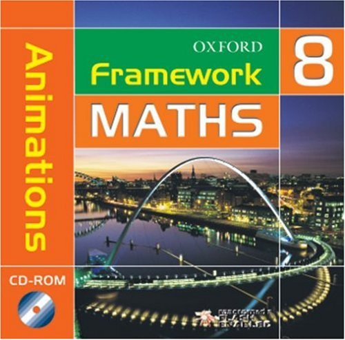Framework Maths: Year 8: Animations CD-ROM: Year 8: Animations [Audio]