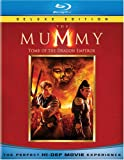 The Mummy: Tomb of the Dragon Emperor - Deluxe Edition [Blu-ray]