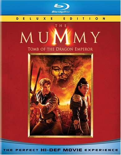 �����: �������� ���������� �������� / The Mummy: Tomb of the Dragon Emperor (2008) BDRip [720p]