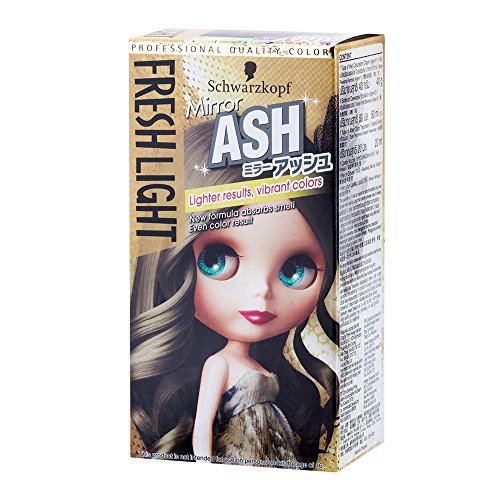 Schwarzkopf Freshlight Hair Coloring Mirror Ash. (Dyson Spray compare prices)