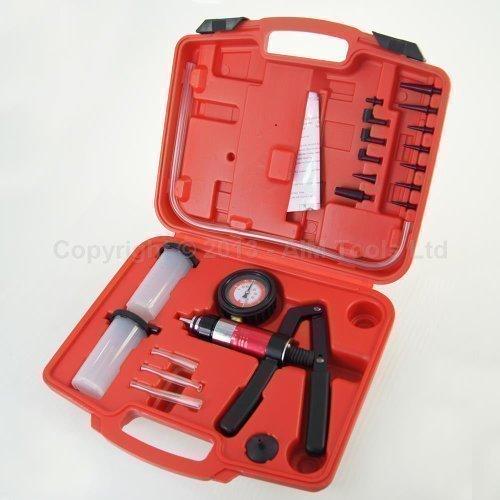 450823-hand-held-car-automotive-brake-bleeder-fluid-vacuum-pump-tester-gauge-kit