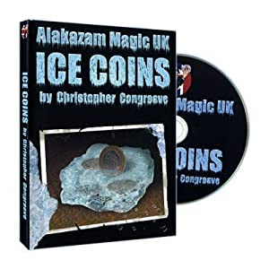 Ice Coins (W/ , USA Half Dollar) by Christopher Congreave