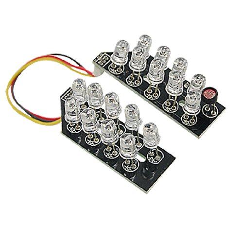 Red Infrared 18 Led Light Lamp For Cctv Security Camera