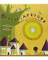 Contes d'Afrique : Pour les tout-petits (1CD audio)