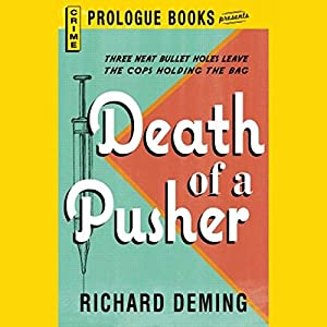 Death of a Pusher Audiobook
