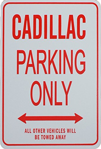 signes-de-stationnement-cadillac-cadillac-parking-only-sign