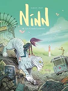 vignette de 'Ninn n° 2<br /> Les grands lointains (Johan Pilet)'