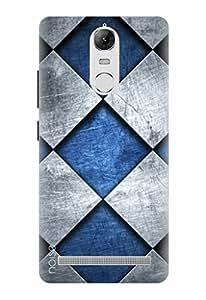 Noise Designer Printed Case / Cover for Lenovo Vibe K5 Note / Patterns & Ethnic / Link Kite Design