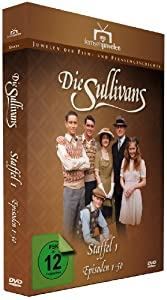 Die Sullivans - Staffel 1 (Folge 1-50) (Fernsehjuwelen) [7 DVDs]