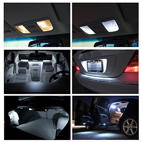 LEDpartsNow Dodge Journey 2009-2014 Xenon White Premium LED Interior Lights Package Kit (7 Pieces) coupon codes 2016