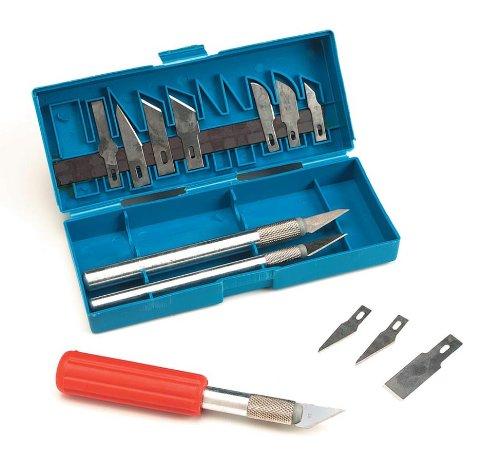 Darice 16-Piece Hobby Knife Set