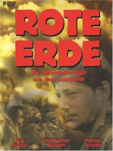 Rote Erde - Die Bergarbeiter-Saga aus dem Ruhrgebiet - Teil 1 (5 DVDs)
