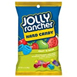 Jolly Rancher Fruit n' Sour Hard Candy, 6.5 Ounce (Pack of 12) ~ Jolly Rancher