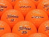 【ABランク】【ロゴなし】Titleist(タイトリスト) VG3 オレンジパール 2012年モデル 1個 【ロストボール】