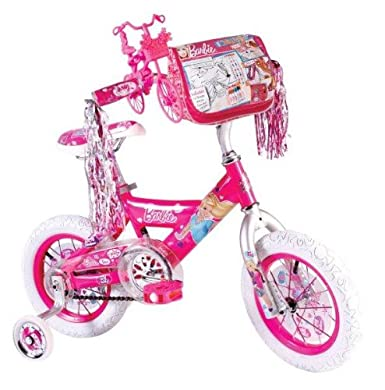 Bikes For Girls Age 7 Barbie Girl s Inch Bike