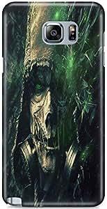 AKMOBI Designer Hard Back Case Cover For Samsung Galaxy note 5