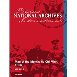 Man of the Month: Ho Chi Minh, 1966