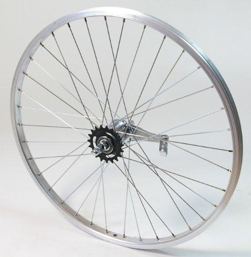 24 Zoll Hinterrad Rücktrittbremse 24″ Laufrad 36Loch Fahrrad Rücktritt Kinderrad