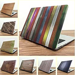 Magideal Wood Grain Hard Case for Macbook Pro Retina 15.4 inch - Pattern 5