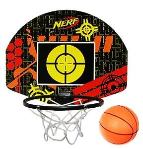 NERF NSP005F - Pelota de baloncesto para interior y
