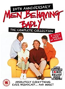 Men Behaving Badly: The Complete Collection [DVD] [1992]