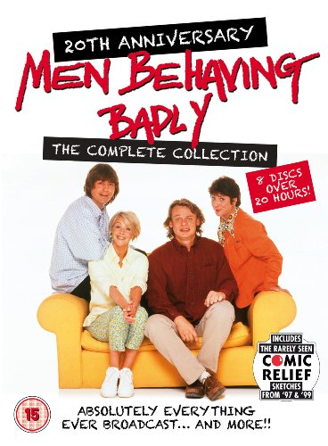 Men Behaving Badly - The Complete Collection [DVD] [1992] [Edizione: Regno Unito]
