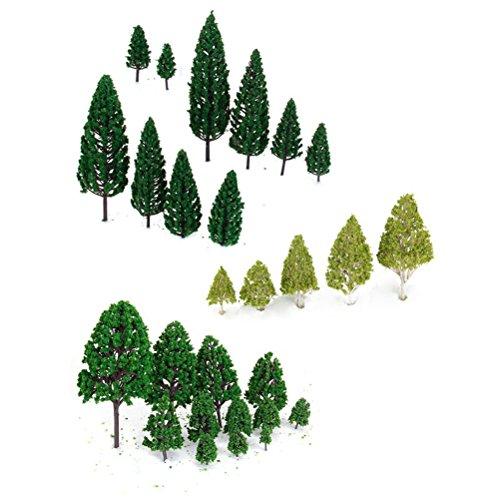 pixnor-27pcs-mixe-modele-arbres-train-chemin-de-fer-architecture-paysage-paysages-layout-3-16-cm