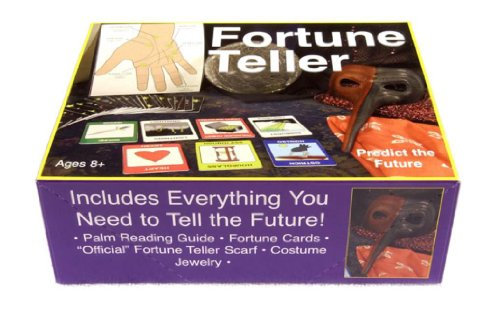 European Expressions Intl Fortune Teller Toy, 0 - 1
