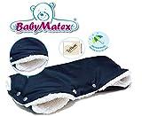 BabyMatex trippi-Cozy mano abrigo-Baby Jogger Cochecito de bebé Peluche-Calientamanos Ovejas Negras de----