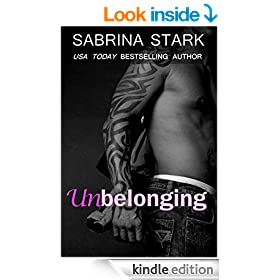 Unbelonging, a New Adult Romance Novel