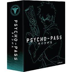 Psycho-Pass: Complete First Season Premium Edition [Blu-ray]