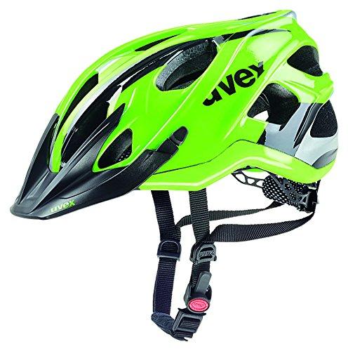 Uvex Stivo C MTB casco da bicicletta verde/nero 2017, 56-61cm