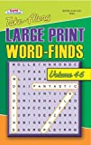 Take-Along Large Print Word Find Puzzle Book-Vol.52