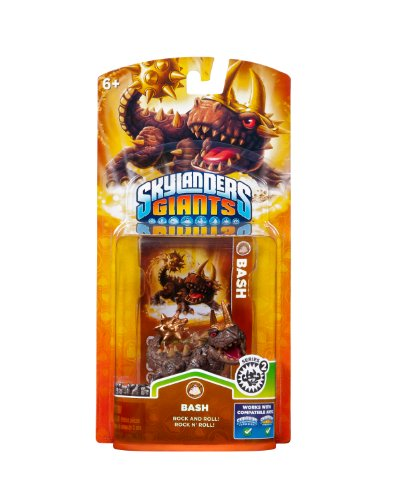 Skylanders Giants Single Character - Bash 2