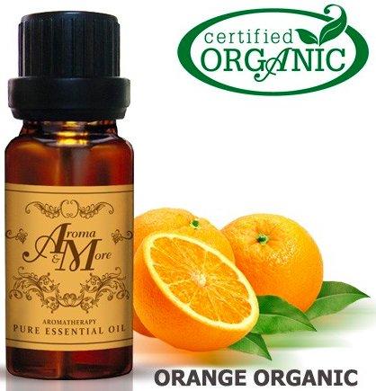 Orange Pure Essential Oil 100% Organic Certified (South Africa) (Citrus sinensus) 100 ml (3 1/3 Fl Oz)-Health (Bush Flower Essences Kit compare prices)