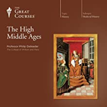 The High Middle Ages Lecture by  The Great Courses Narrated by Professor Philip Daileader