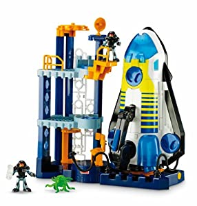 Fisher Price W8586 - Navetta spaziale