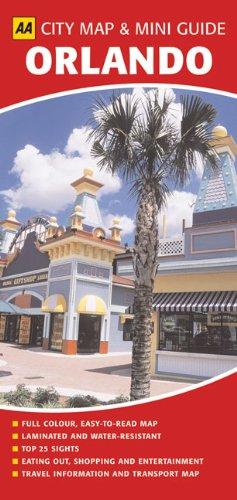 Aa City Map & Mini Guide: Orlando (Aa City Maps)