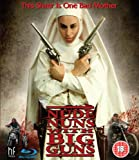 Image de Nude Nuns With Big Guns [Blu-ray] [Import anglais]