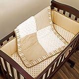 Snickerdoodle 3 Piece Baby Cradle Bedding Set by Cocalo
