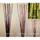 Natural River Cane 4.5 Ft - Variety of colors