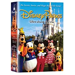 Disney Parks: The Secrets, Stories and Magic Behind the Scenes (Walt Disney World Resort: Behind the Scenes / Disneyland Resort: Behind the Scenes / Ultimate Walt Disney World / Disney s Animal Kingdom / Disney Cruise Line / Undiscovered Disney Parks)