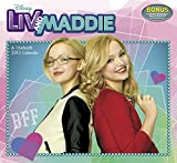 Disney Liv and Maddie Wall Calendar (2015)