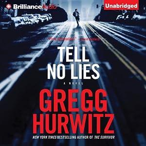 Tell No Lies Audiobook