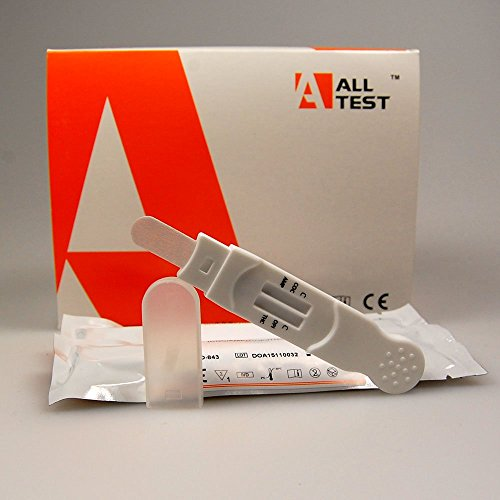 4Drug diretta saliva Drug Test Kit Cannabis, Cocaina, eroina, Amphetamine