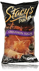 Stacy's Pita Chip, Cinnamon Sugar, 8 Oz